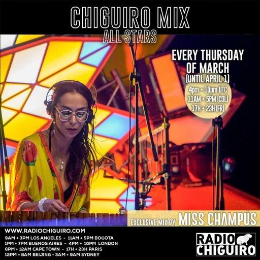 Chiguiro Mix #126 - Miss Champús