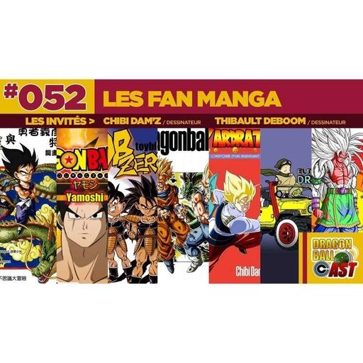 DBC52 : Les Fan Manga de Dragon Ball