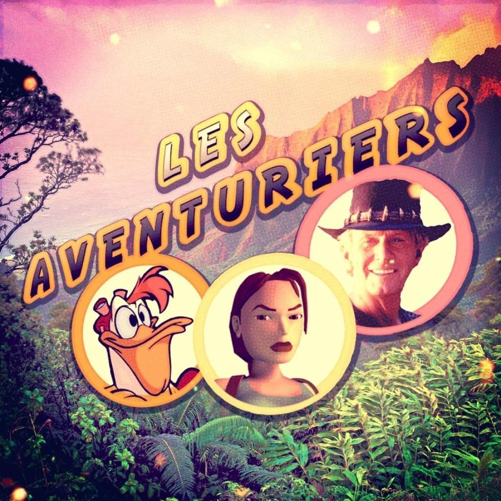 Les Aventuriers 🐯 Saga MP3