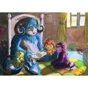 Histoires du matin pour petits monstres… :            les yokais