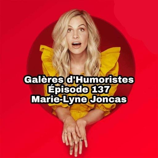 Épisode 137: Marie-Lyne Joncas 🇨🇦