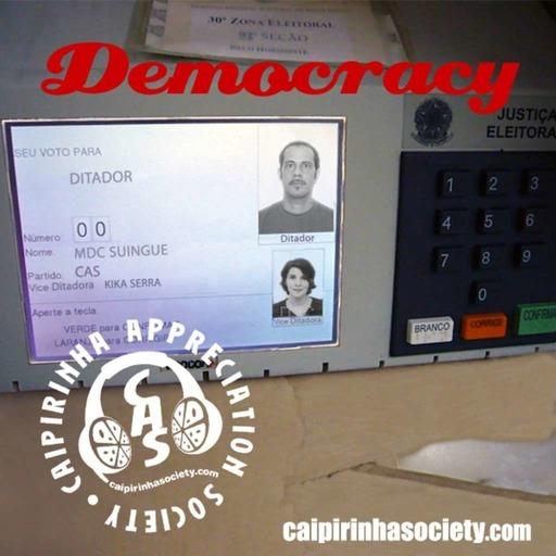 CAS oldie   Democracia