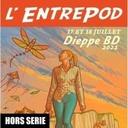 L'EntrePod se balade au 19e festival BD de Dieppe 2021