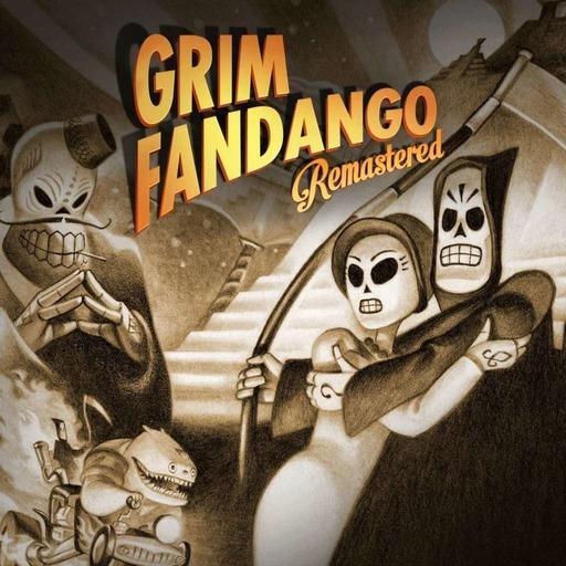 Ép01 - Grim Fandango & le Film noir