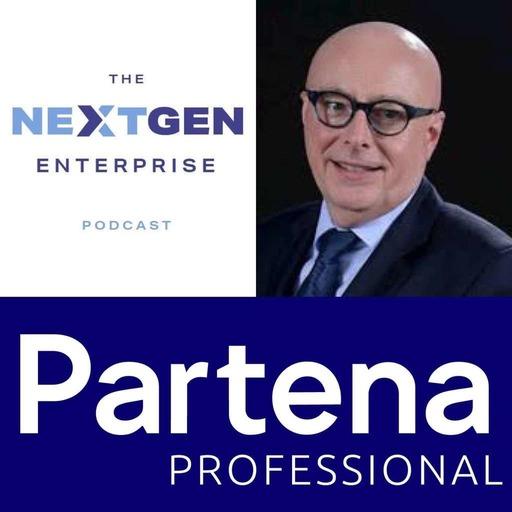 L'Entreprise de Nouvelle Génération, Michel Halet, CEO de Partena Professional