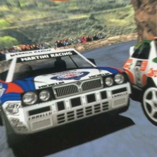Capsule Pod' #10 : SEGA Rally Championship