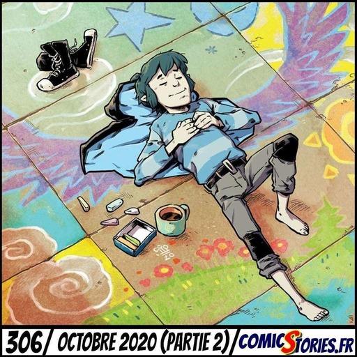 ComicStories #306 - Octobre 2020 (Partie 2)
