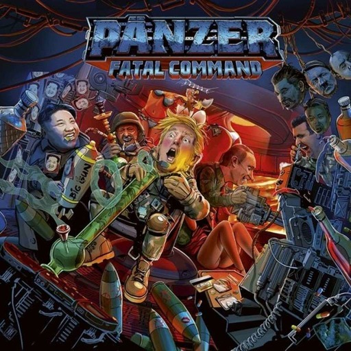 The Haunted Panzer of Thrash on CACOPHONY.. Part 2