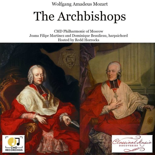 13127 Mozart - The Archbishops