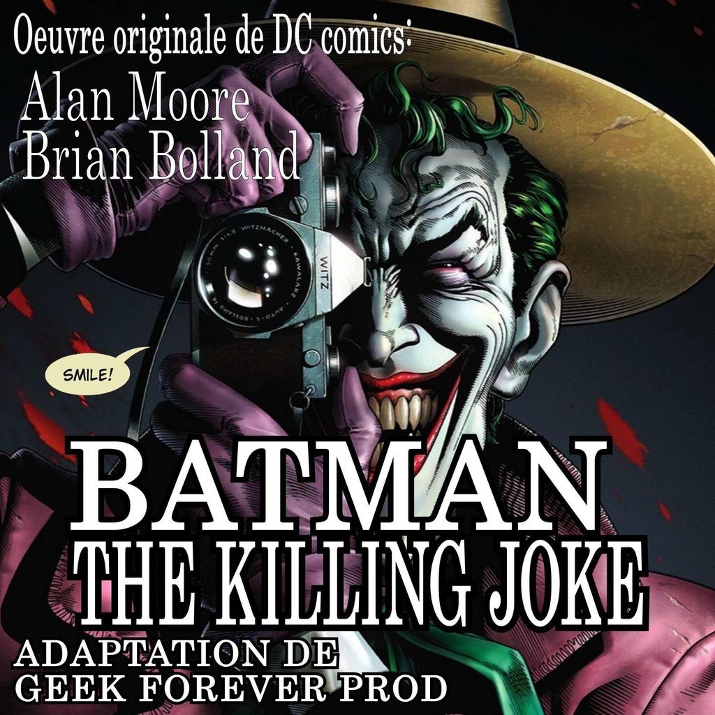 BATMAN: The Killing Joke [mono MP3]