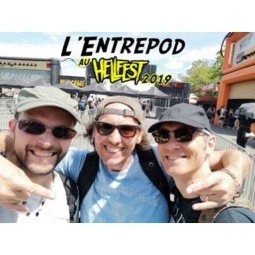 L'EntrePod se balade au Hellfest 2019