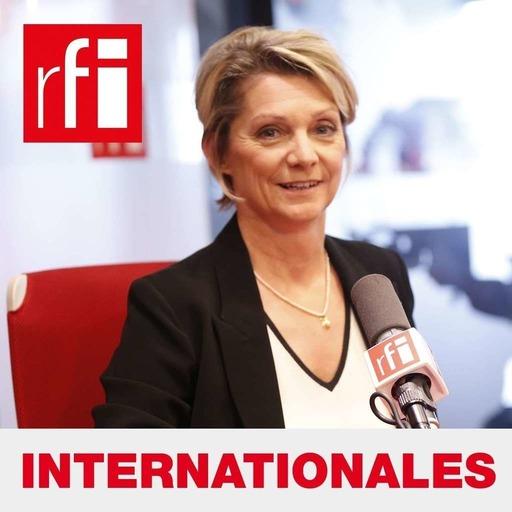 Internationales - Catherine Marchi-Uhel, chef du Mécanisme international impartial et indépendant