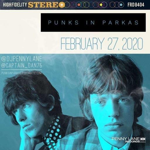 Punks in Parkas - February 27, 2020