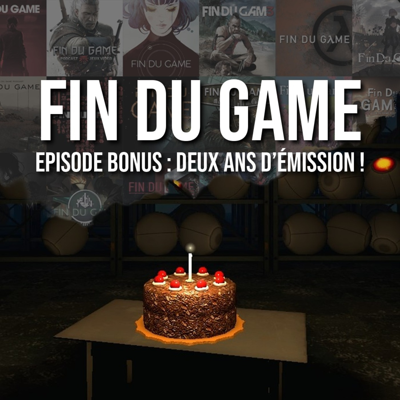 Episode bonus : 2 ans de FDG en live