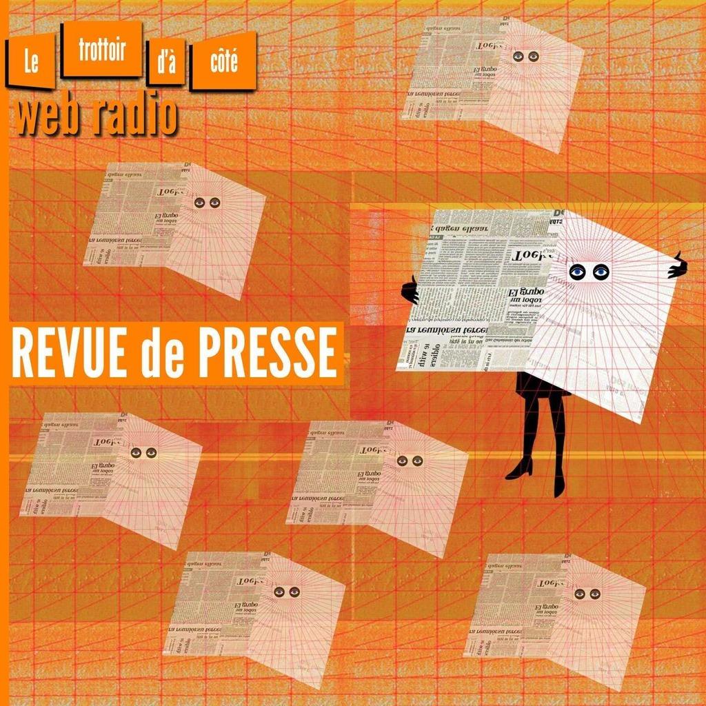 Revue de presse de Philippe FABRY