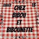 Chez Bibou et Bibounette - Episode 13 Quizz Cinéma ft. A_K_Dallas et Draven, PéPé et Bibounette