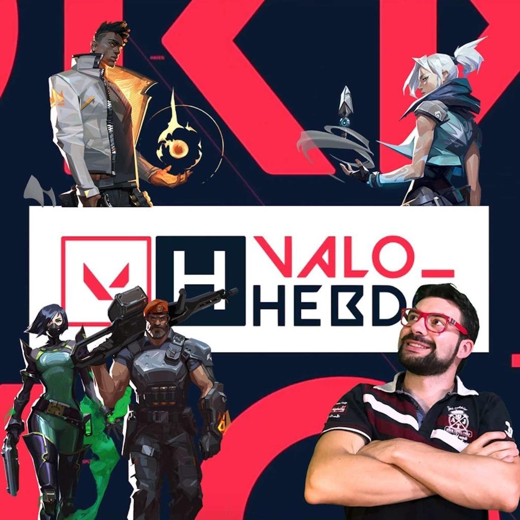🇫🇷  Valo Hebdo - Valorant News