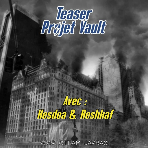 Teaser – Projet Vault