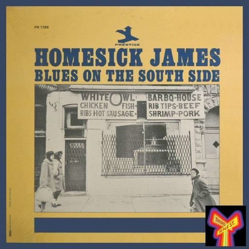 Legends of Bluesville, Part 7: Windy City Blues (Hour 1)