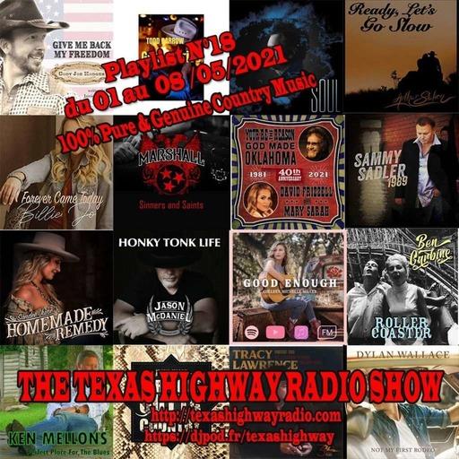 The Texas Highway Radio Show N°18