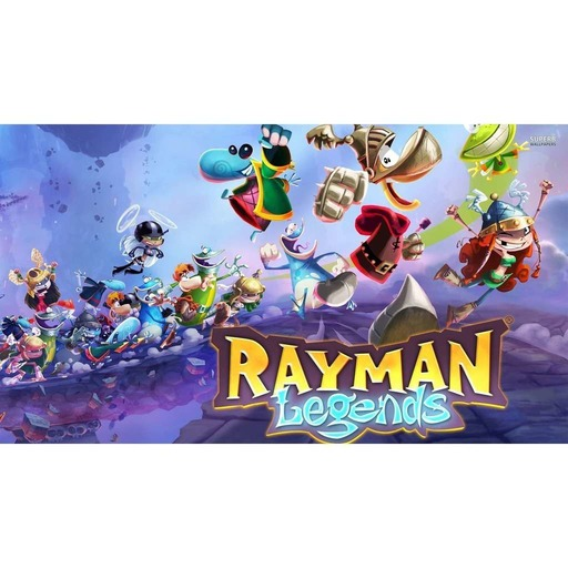 O.S.T Episode 13 : Rayman Legends