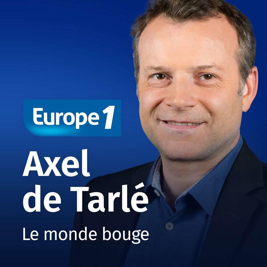 Le monde bouge - Axel de Tarlé