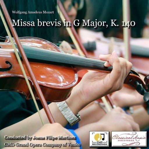 13137 Mozart: Missa Brevis in G Major, K. 140 - Real or Fake?