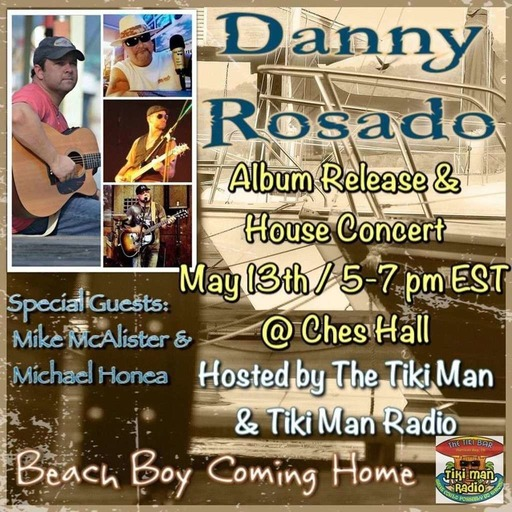 Danny Rossado Release Party May, 13 2017