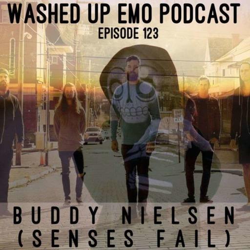 #123 - Buddy Nielsen (Senses Fail)