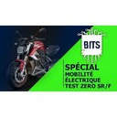Bits - La mobilité électrique / Test Zero SR/F