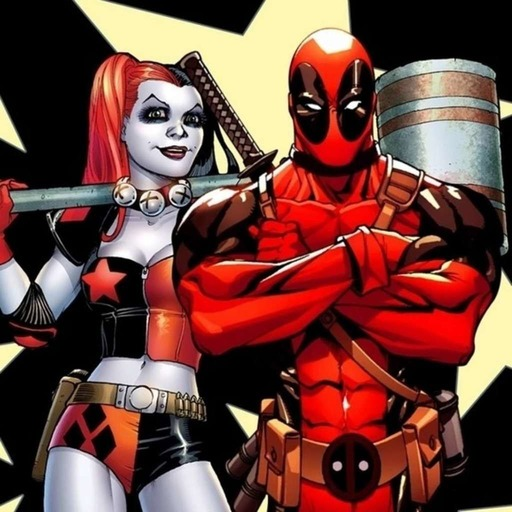ComicStories 42 - Deadpool Vs. Harley Quinn.mp3