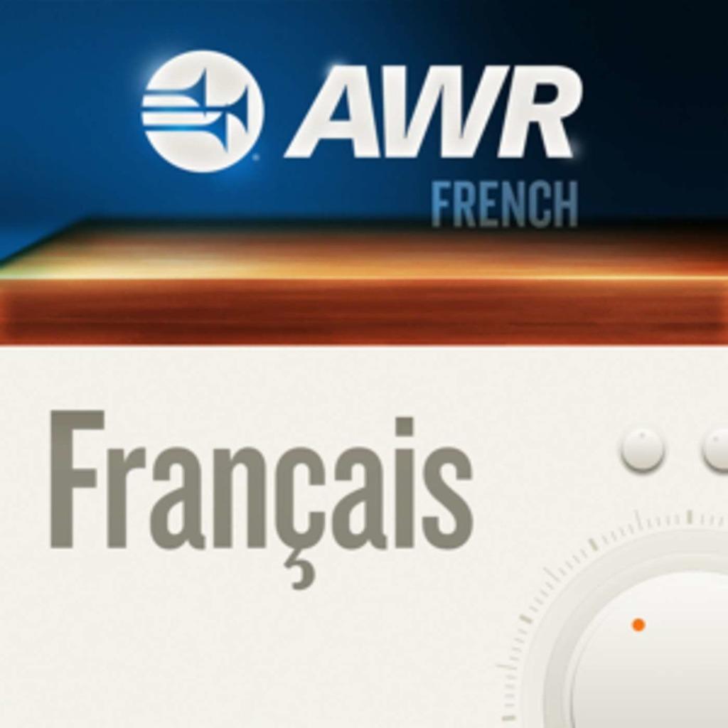 AWR French / Français - Reflect d'Actualité