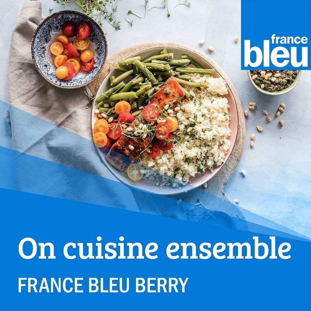 On cuisine ensemble France Bleu Berry