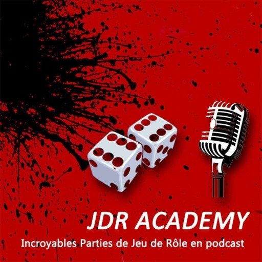 JDR ACADEMY - Z-CORPS #04 : CHILDREN OF THE POPCORN