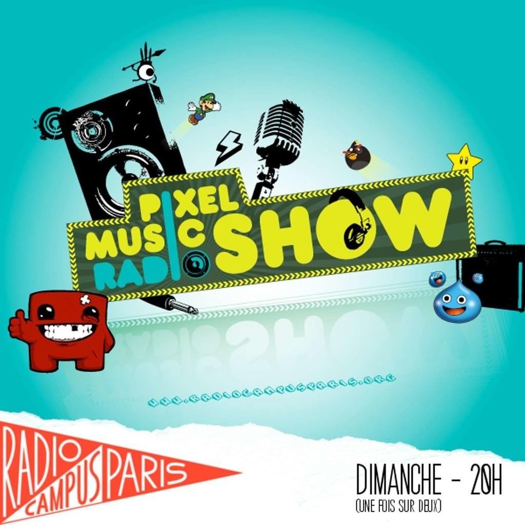 Pixel Music Radio Show