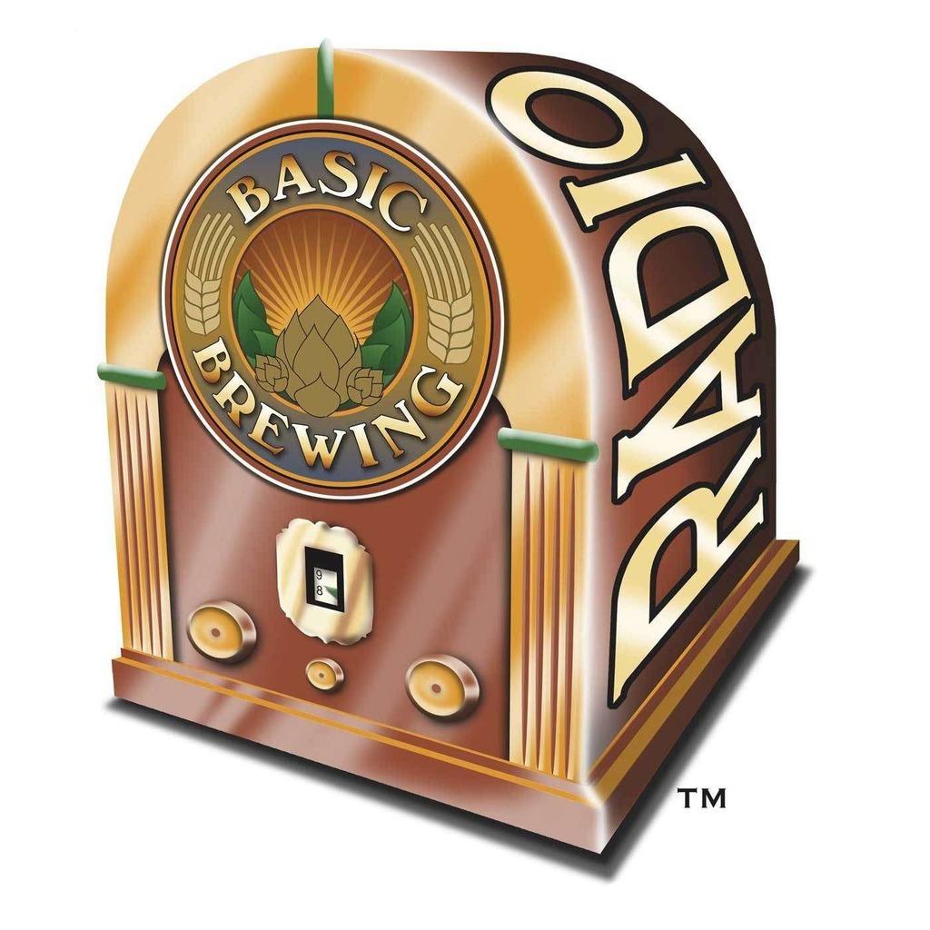 Basic Brewing Radio