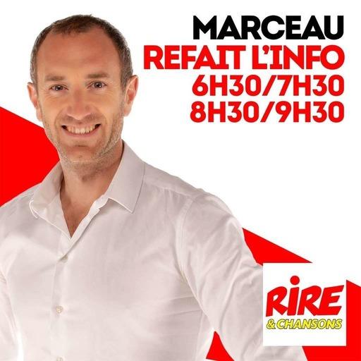 La compile du 1er avril et réactions à l'allocution de Macron - Marceau refait l'info