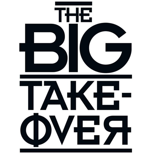 The Big Takeover Show - Number 183 - July 23, 2018