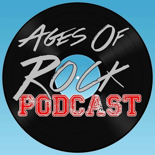 Episode 201 - We Discuss Def Leppard's Pyromania