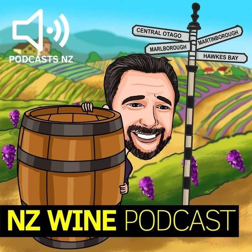 NZ Wine Podcast 43: Matt Connell Wines
