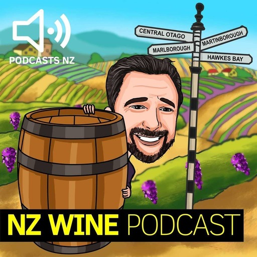 NZ Wine Podcast 41: Claire Mulholland - Burn Cottage GM & Winemaker