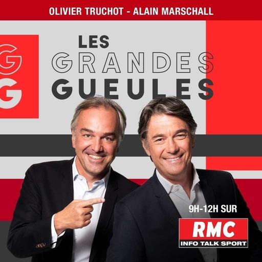 Les Grandes Gueules du 3 juin : Johnny Blanc, Benjamin Cauchy et Louis Boyard - 10h/11h