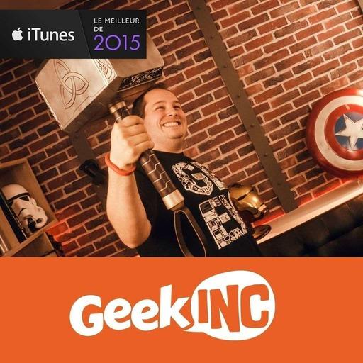 Geek Inc Podcast 239 : RIP Jean NinJack !