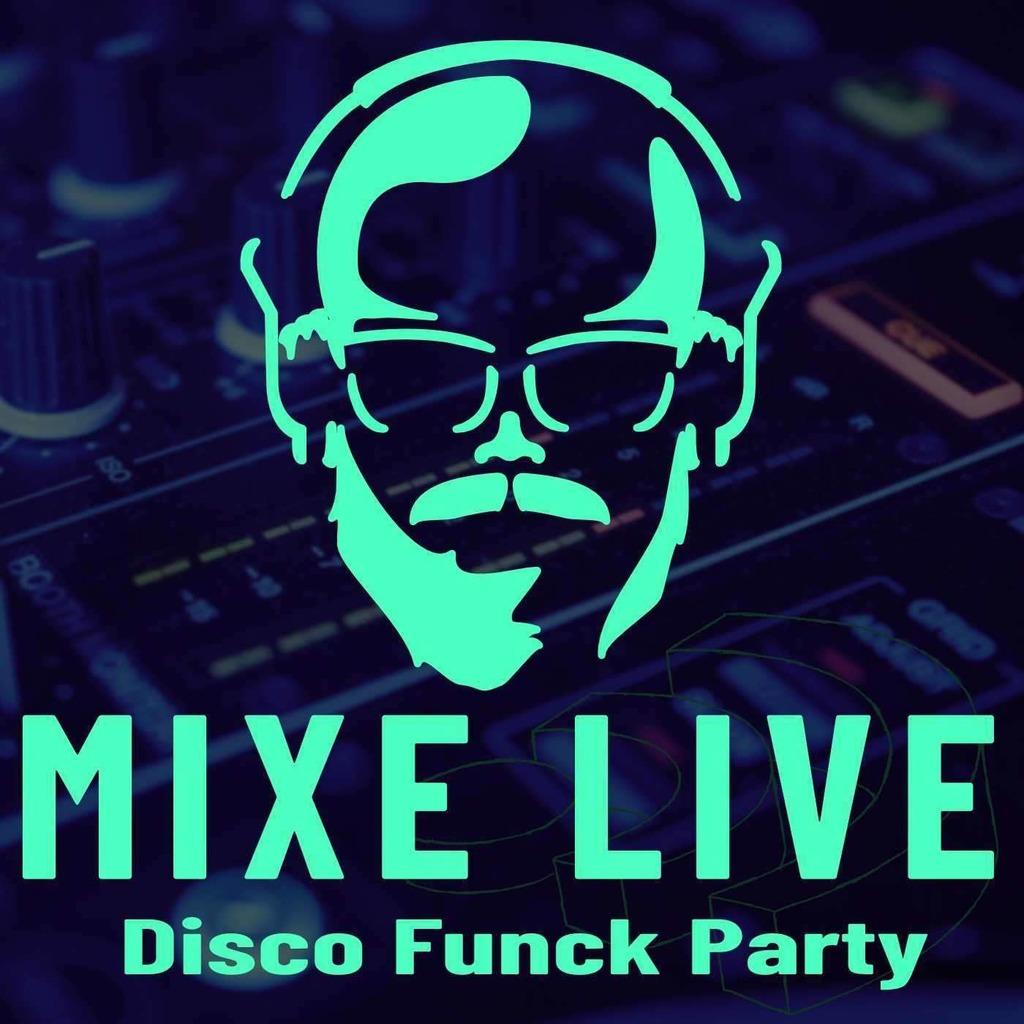 Mixe Live Nu Disco / Funk Party