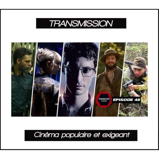 TRANSMISSION # 48 : Titane, Onoda, La Loi de Téhéran, Boite Noire et First Cow.
