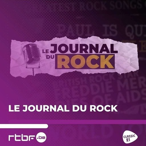 Le Journal Du Rock AM - Tony Iommi et Eddie Van Halen ; Linkin Park ; Peter Hook et Ian Curtis - 13/10/2020