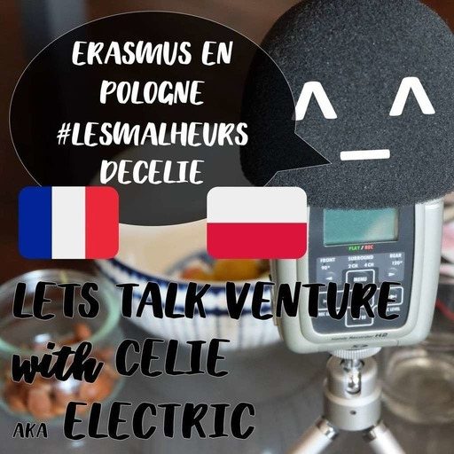 CELIE a.k.a ELECTRIC - Erasmus en Pologne #lesmalheursdecelie (FR)