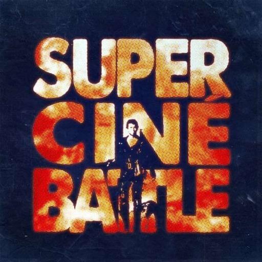 Super Ciné Battle 120 : chat roux de l'espace