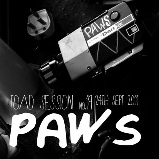 Toadcast #196 - PAWS Toad Session