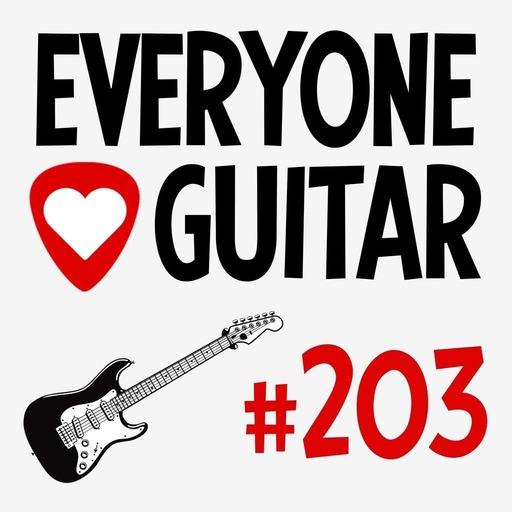 Mike Noble Interview - Roy Orbison, Nashville Session Guitarist - Everyone Loves Guitar #203